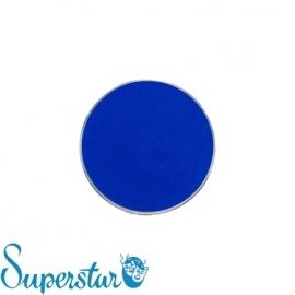 Superstar waterschmink fluor blauw