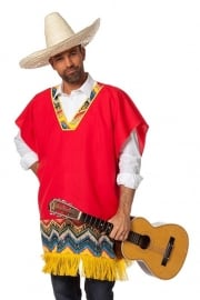 Mexicaanse poncho