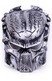 Predator masker foam zilver