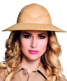 Safari hoed deluxe