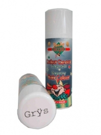 Hairspray grijs 125 ml