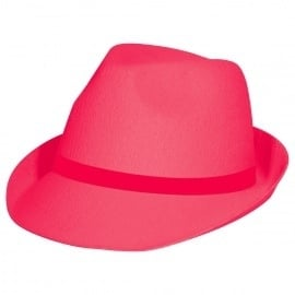 Tribly hat Neon Roze