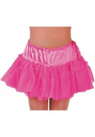 Petticoat heupmodel pink