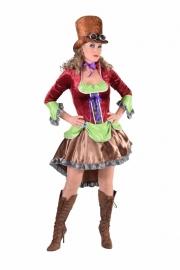 Sexy steampunk jurk