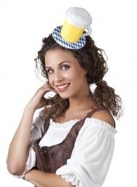 Oktoberfest minihoedje