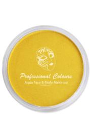 Pro schmink aqua PXP metallic geel 10gr