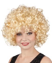 Pruik Candice Blond