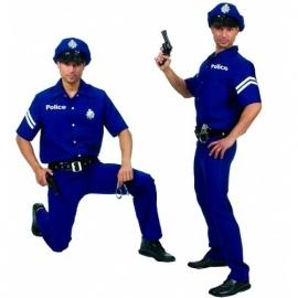 Politie mannen pak
