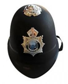 Engelse politie helm