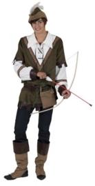 Robin hood kostuum