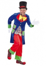 Clown happy deluxe