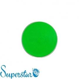 Superstar waterschmink fluor groen
