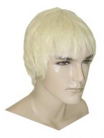 Pruik Soul Man blond