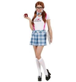 Stout schoolmeisje jurkje