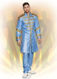 Sergeant pepper kostuum blauw