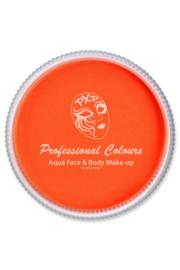 Pro schmink aqua PXP neon oranje 30gr