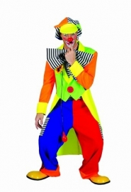 Kleurrijke Clown Olaf