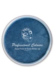 Pro schmink aqua PXP metallic donkerblauw 30gr