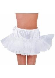 Petticoat heupmodel wit