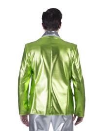 Lime groen colbert disco fever