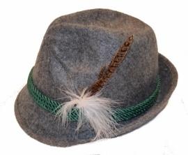 Tiroler hoed Deluxe