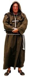Monnik / Pater outfit