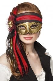 Donna oogmasker Venetiaans