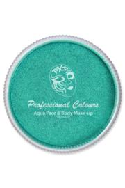 Pro schmink aqua PXP metallic groen 30gr
