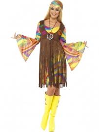 Hippie 60's jurkje