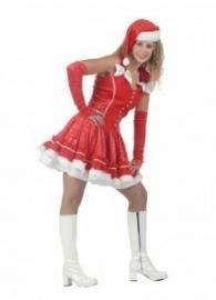 Kerst jurk luxe
