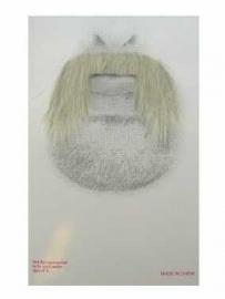 Snor Harley blond