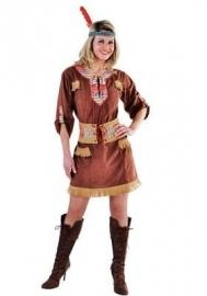 Indiaanse lady