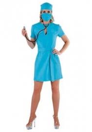 Chirurg dameskostuum