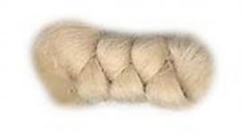 Wolcrepe licht blond 100cm
