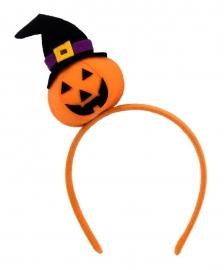 Tiara pompoen halloween