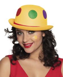 Clownshoed bowler