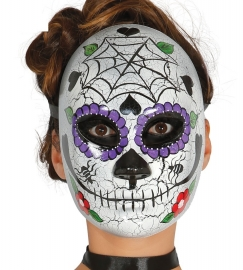 Mannelijk masker Day of the dead