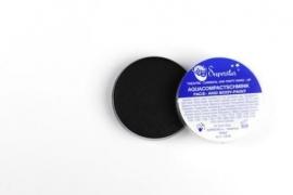 Superstar waterschmink zwart 45gr