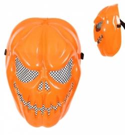 Masker oranje Pompoen