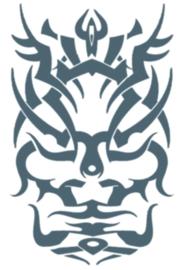 Tribal Tattoos face