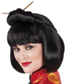 Chinese pruik Courteson