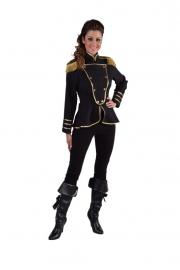 Uniform jasje zwart