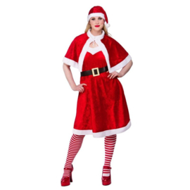 Kerst jurkje compleet