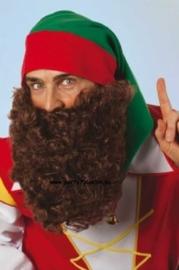 Maxi baard bruin