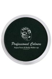 Pro schmink aqua PXP metallic donker groen 10gr