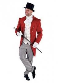 Dickens heer rood