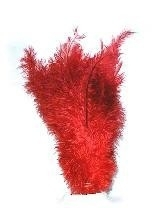 Veer floss rood 30cm