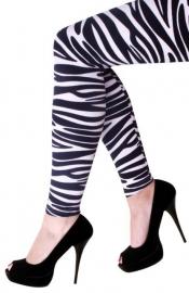 Legging zebraprint