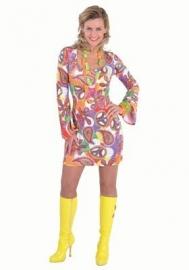 70`s jurkje hippie