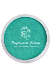 Pro schmink aqua PXP metallic groen 10gr